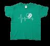 T-shirt — battement de cœur (adulte)